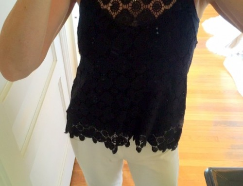 OYTACC: Day 89 (crochet tank)